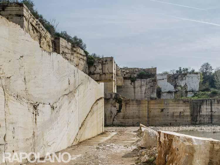 Rapolano Terme Quarry